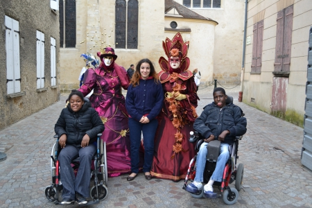 Carnaval vénitien  du 11 avril 2015