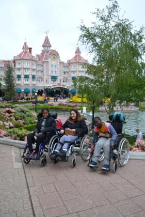 Sortie Disney le 16 mai 2015
